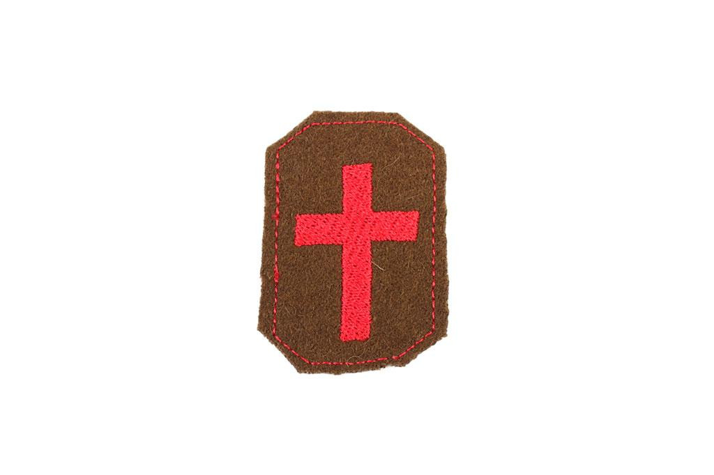 "Patch, Military chaplains of Catholic worship ""†"""
