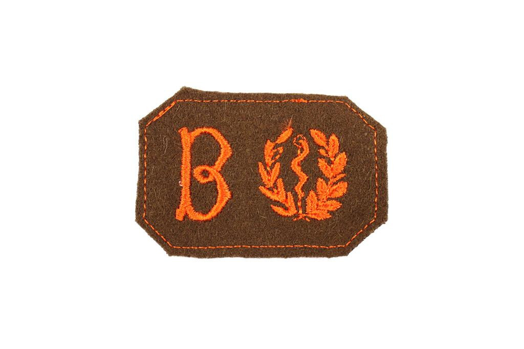 Patch, Stretcher bearers / Medical service