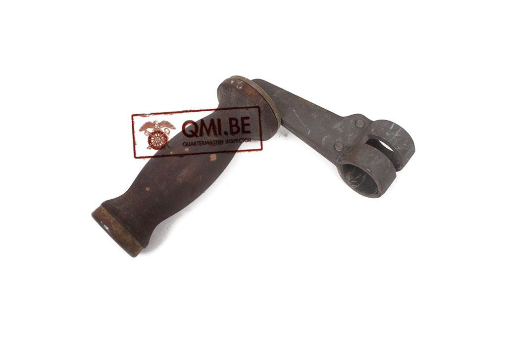 US WWII M1918A2 BAR wooden barrel grip NOS