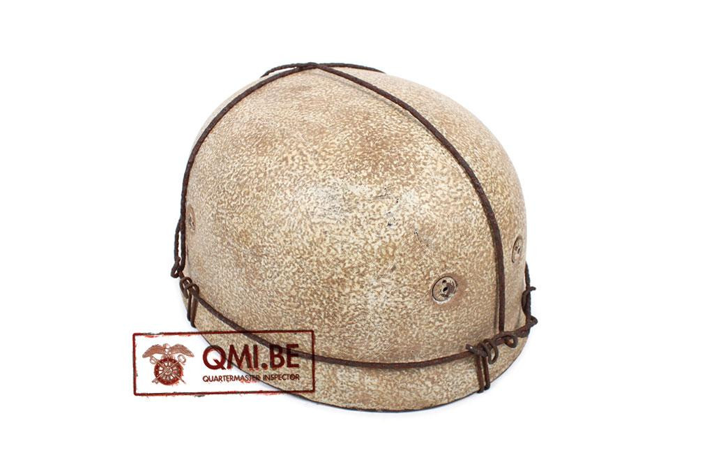 "German WW2 replica FJ helmet ""Winter"""