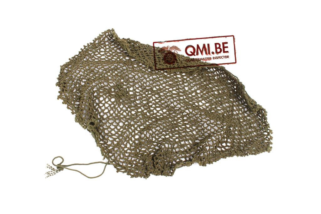 M1 Helmet net with drawstring (original)