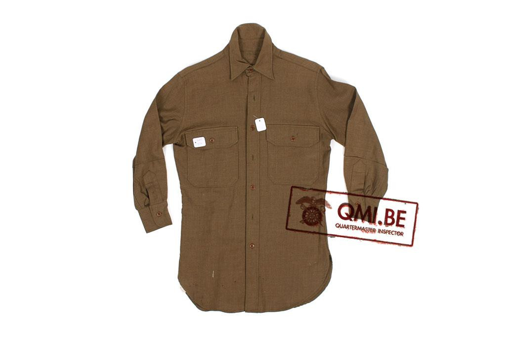 US M-1937 enlisted wool shirt (3)