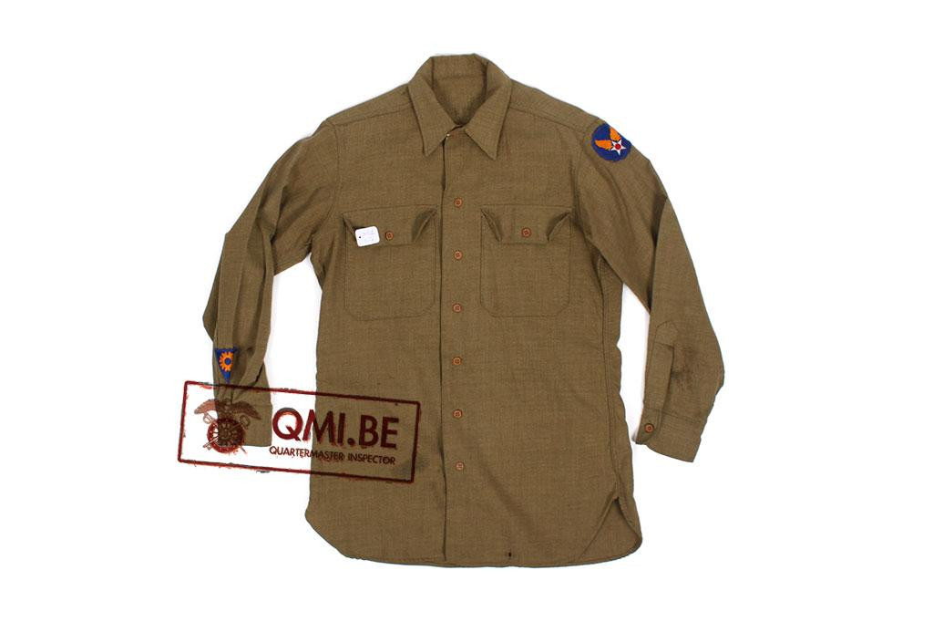 US M-1937 enlisted wool shirt (5)