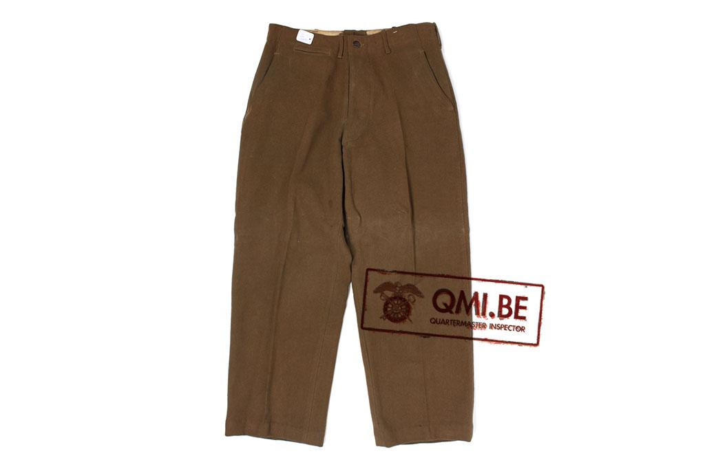 US WW2 heavy wool trousers (1)