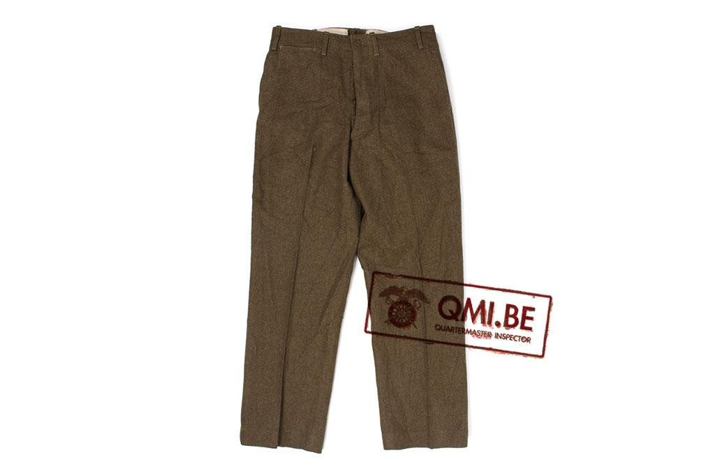 US pre WW2 wool trousers