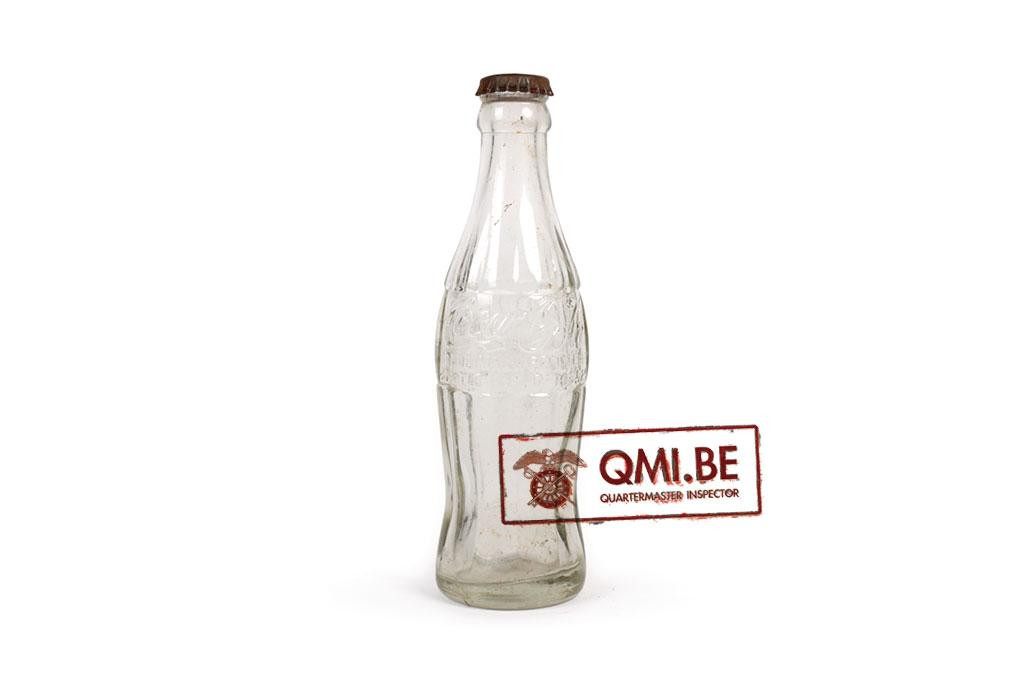 US WW2 Coca-Cola bottle with cap