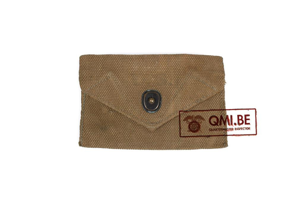 US WW2 Mid-war first aid pouch