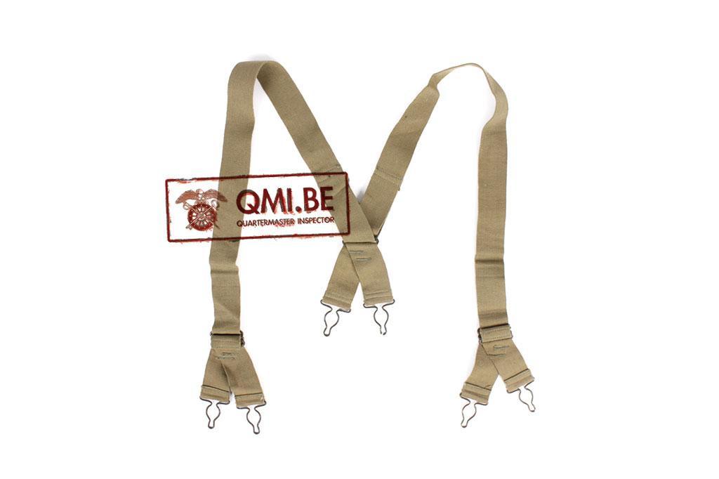 US WW2 suspenders trouser mountain