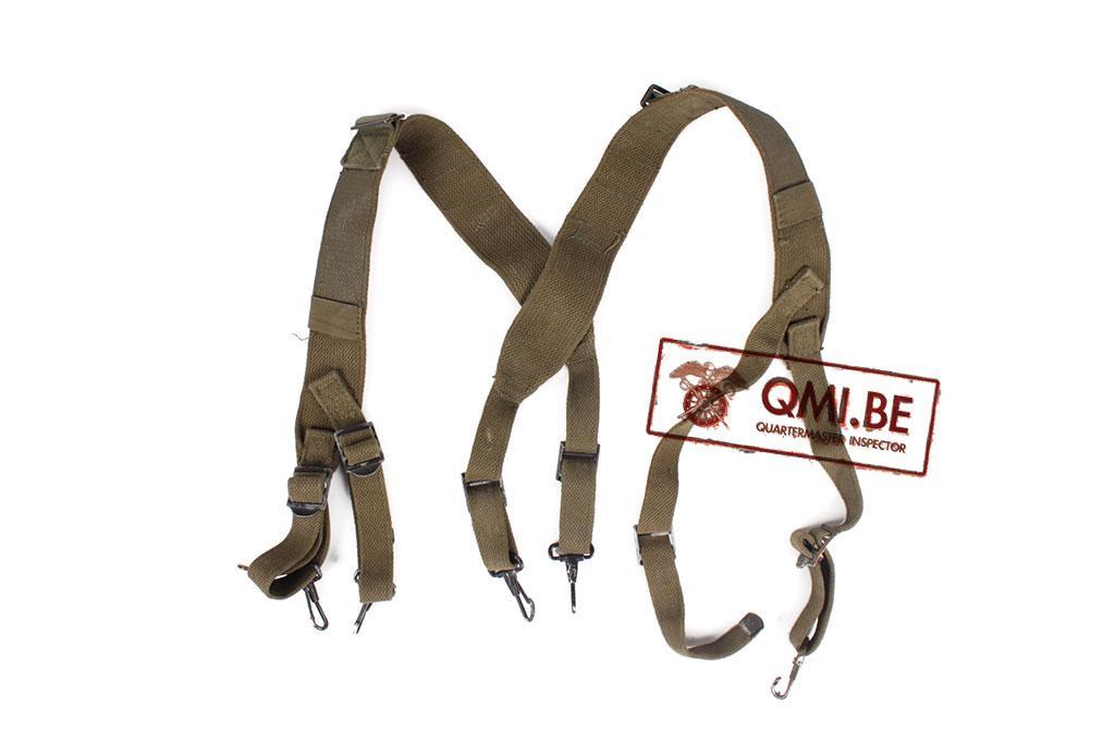 US WW2/Korea M-1945 pack suspenders