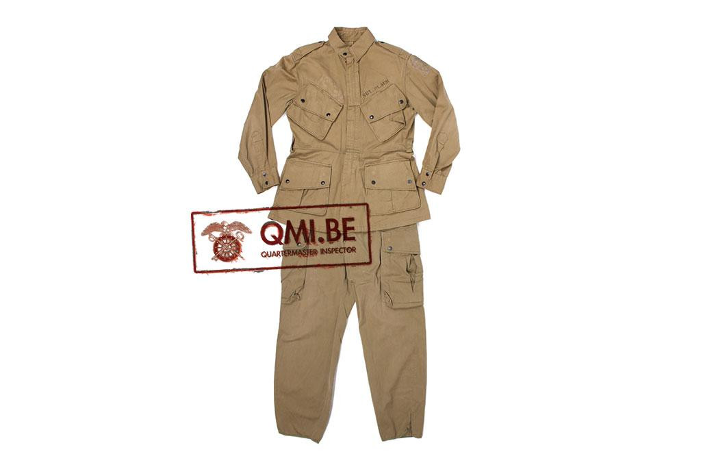 US WW2 M-42 jumpsuit, named