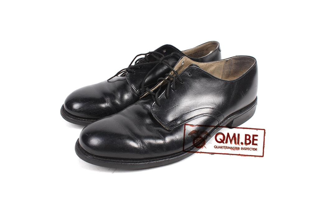 Original US army post-war black dress shoes