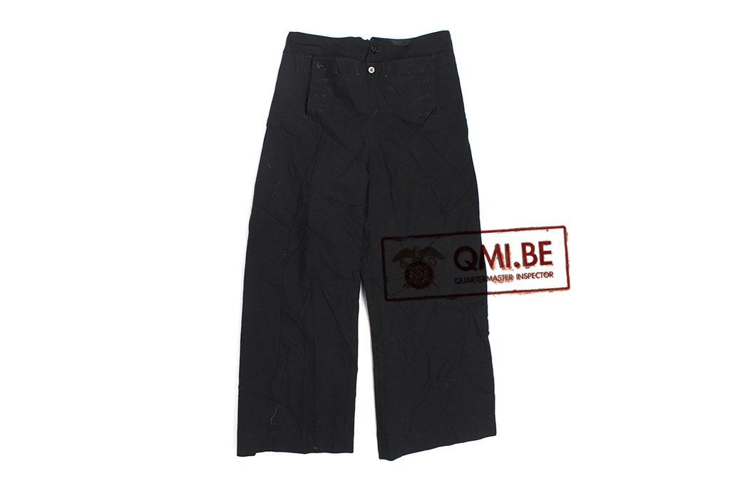 Original current issue US Navy bell bottom trousers