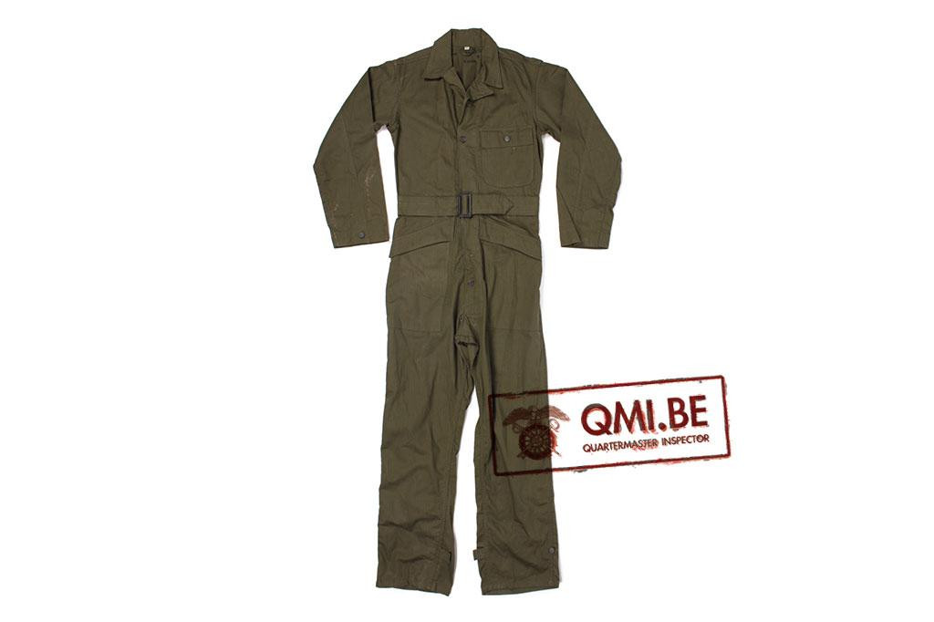 US WW2 HBT coveralls 2nd pat. (Mint)