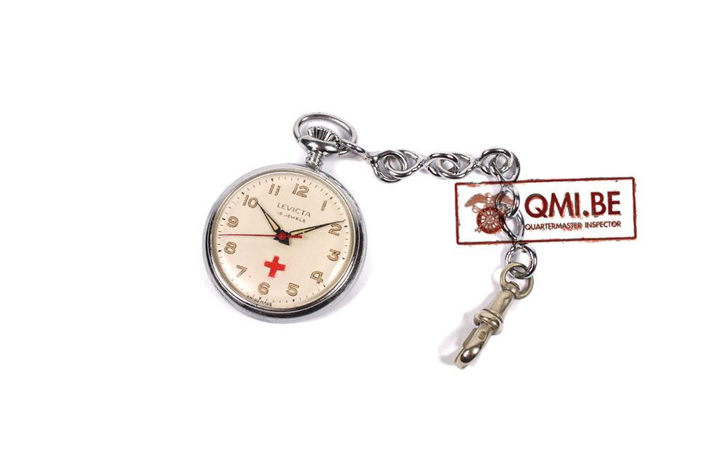 Nurse Pendant watch, Levicta Swiss made