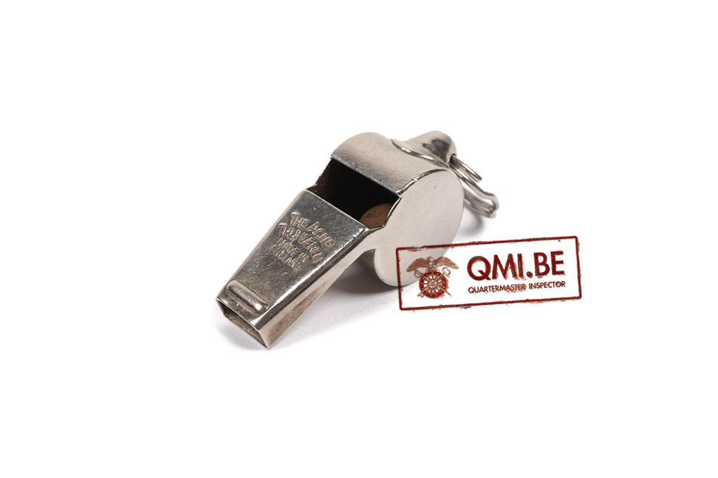 Whistle, The Acme Thunderer, Made in England