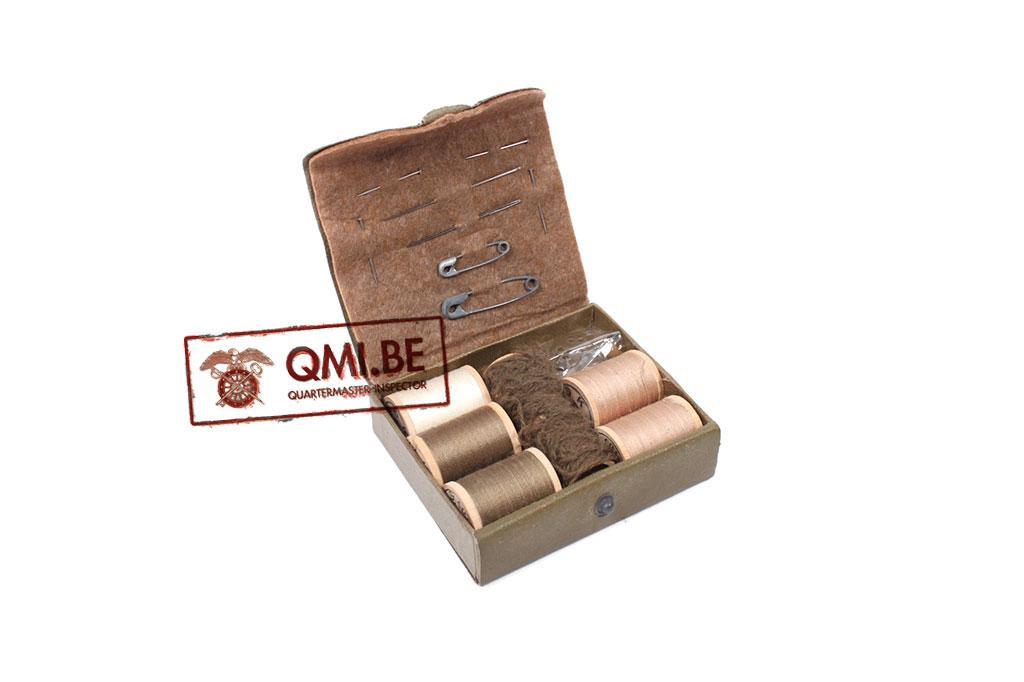 Original US Army sewing kit box