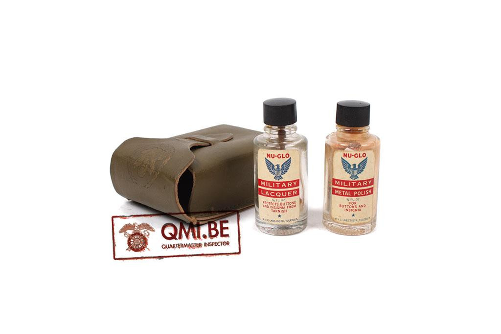 Original US WW2 Button polishing kit