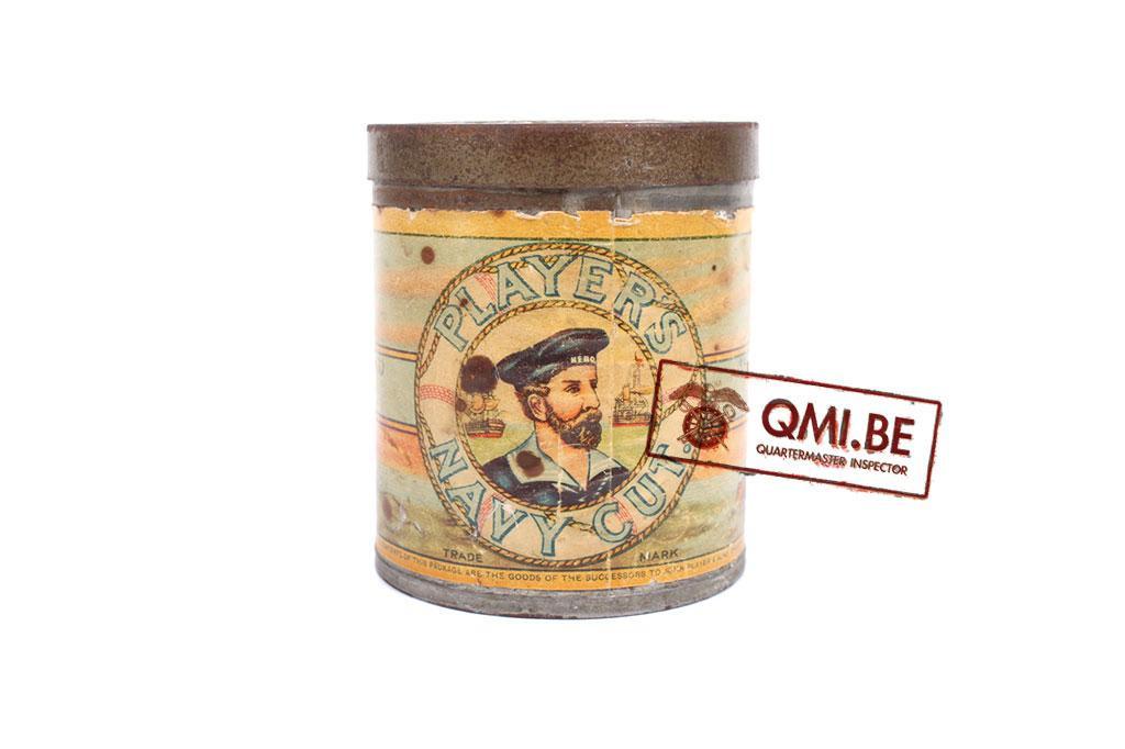 Original British WW2 Tobacco tin (2)