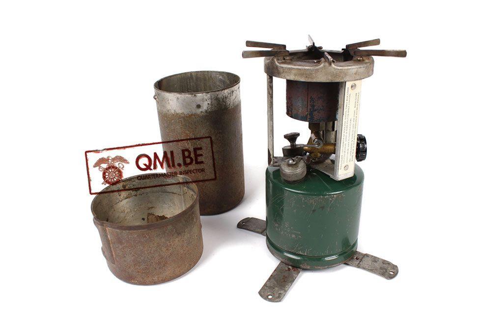 Original US WW2 Coleman burner, 1942