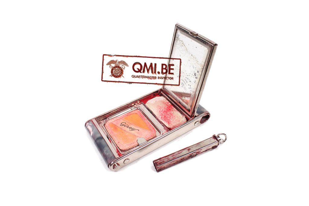 Original US WW2, Nurse (ANC) Compact Powder / lipstick