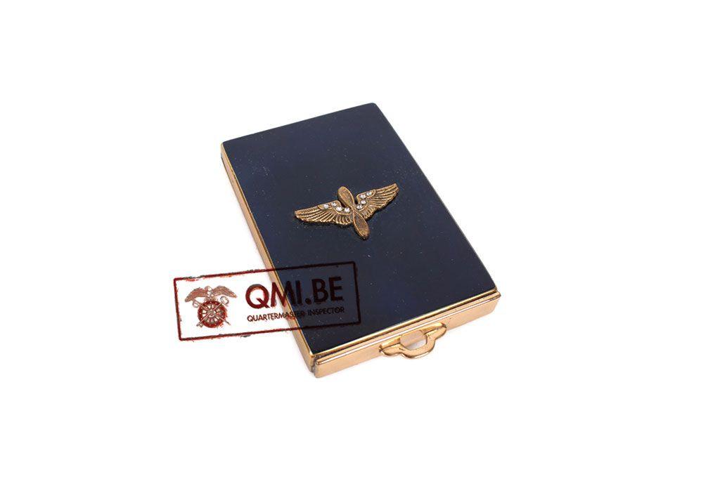 Original US WW2 Compact powder, Air Force