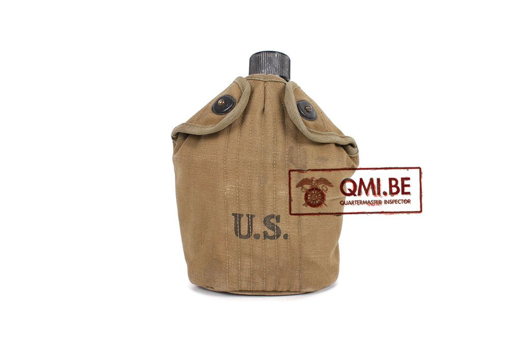Original US WW2 Waterbottle M-1910 (#1)