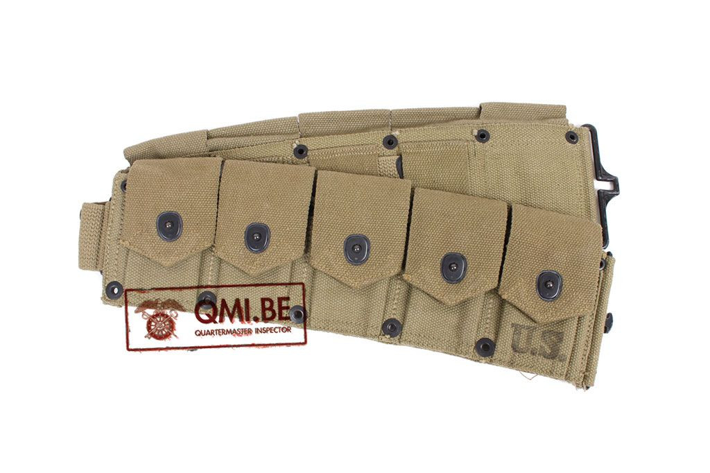 Original US WW2 Cartridge Belt, Cal.30, M-1923 NOS (#1)