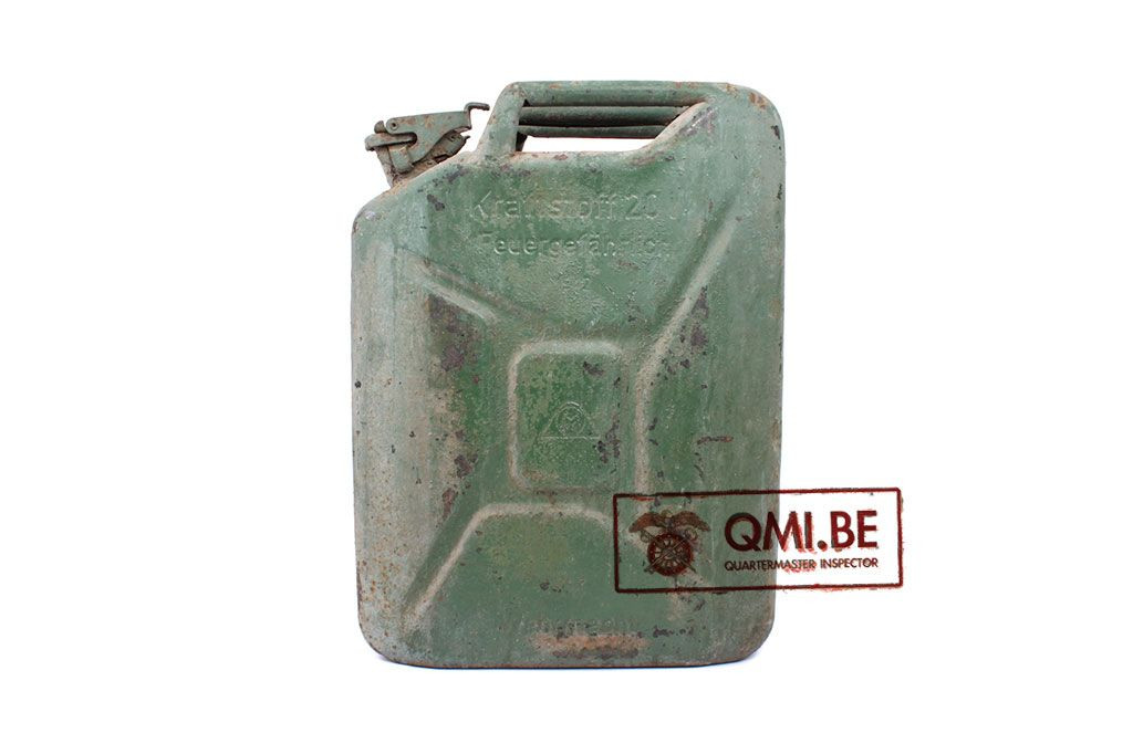 Original 1942 German Wehrmacht Jerrycan (#2)