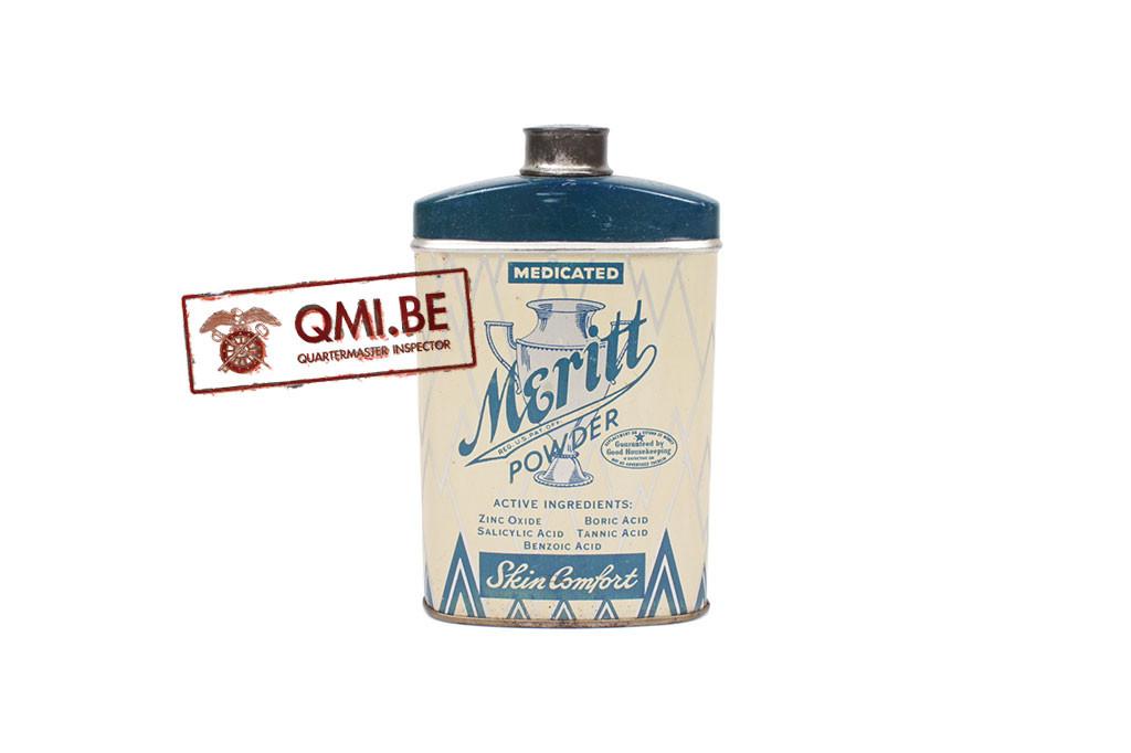 Original, Meritt Powder, Skin Comfort