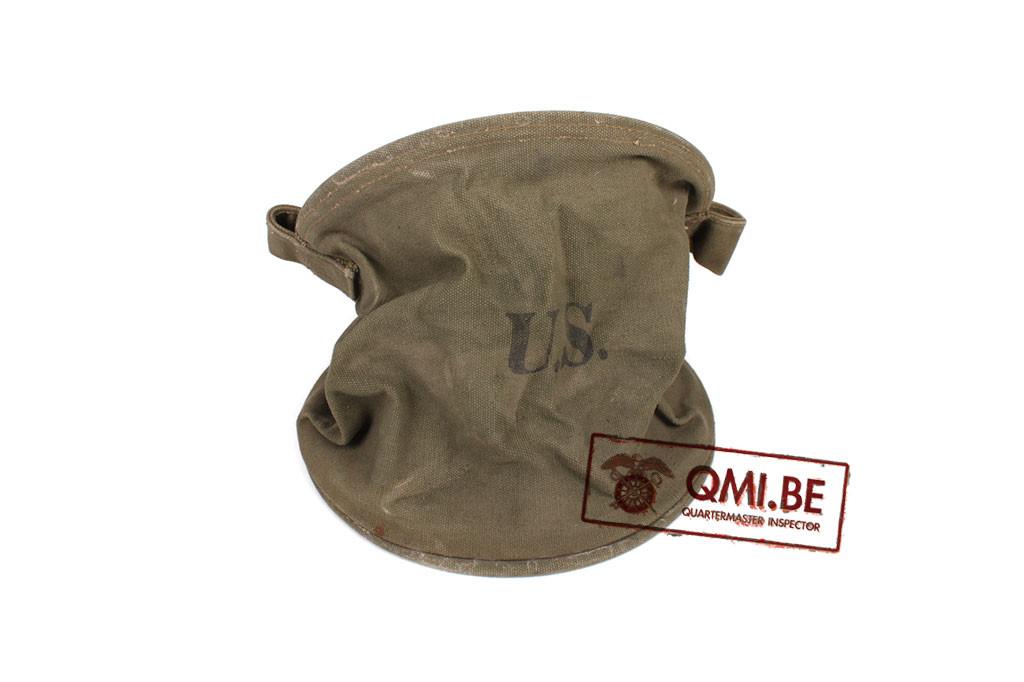 Original US WW2, Canvas Fold up Water Bucket, BOYT 45