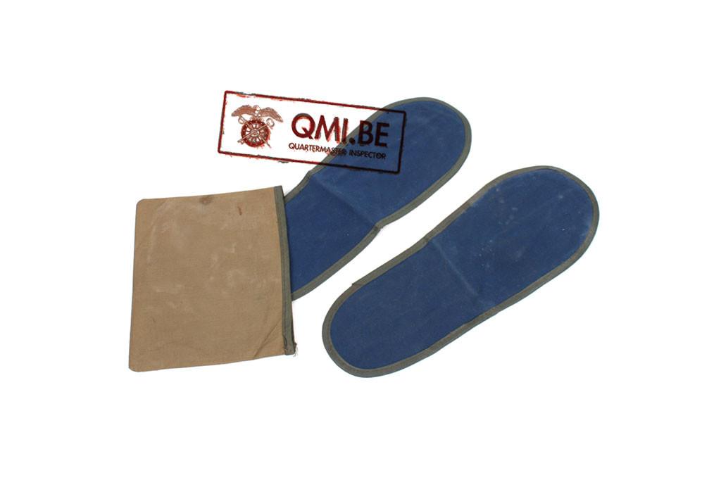 Original US WW2, Barrack slippers in cover