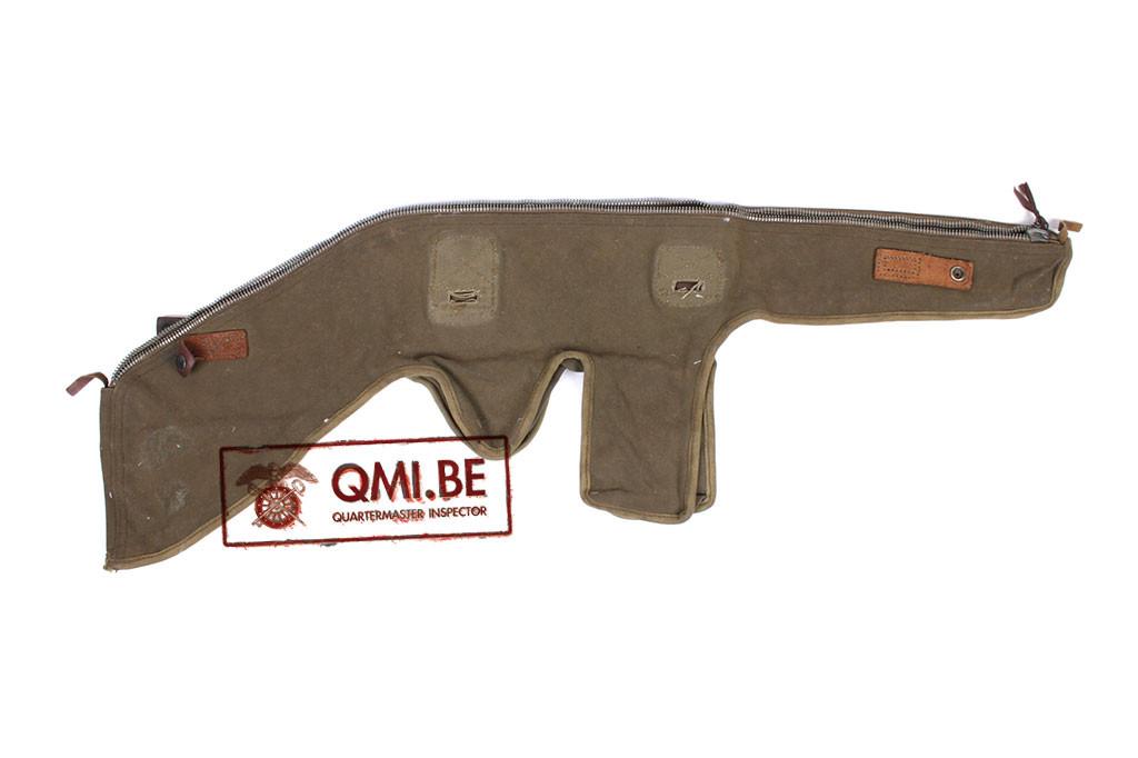 Original US WW2 Thompson Sub Machine Gun cover D50268 (2)