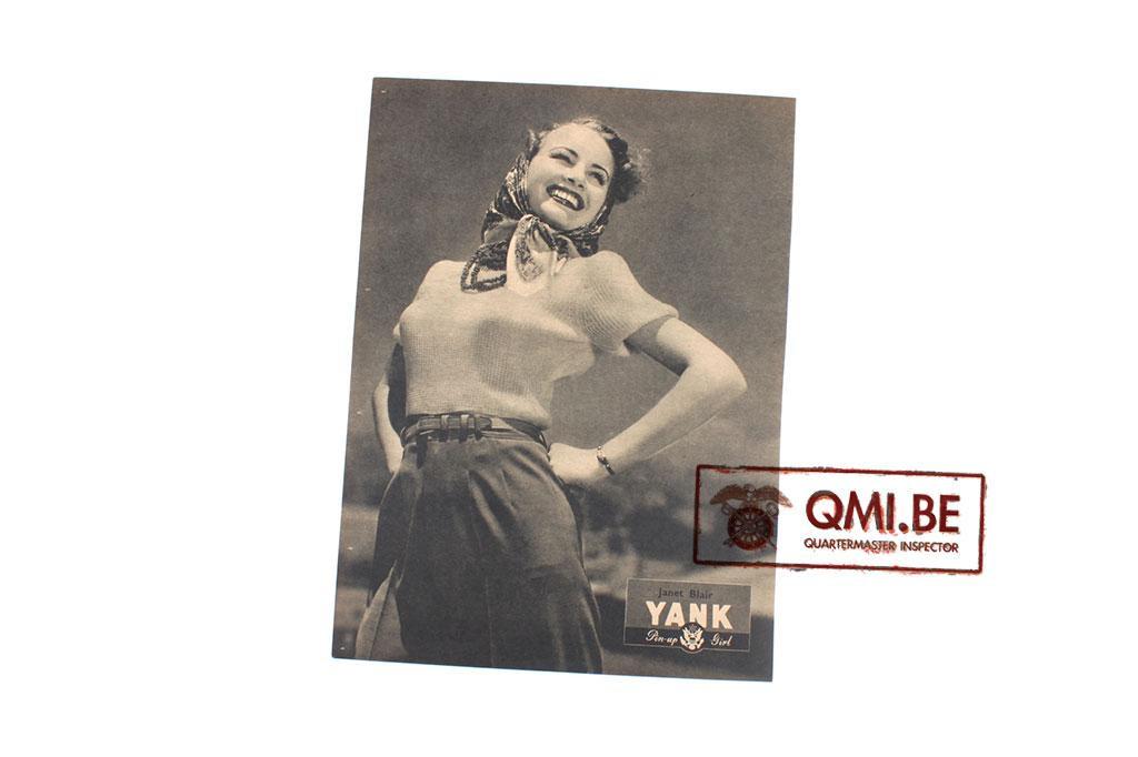 US Yank pin up Girl