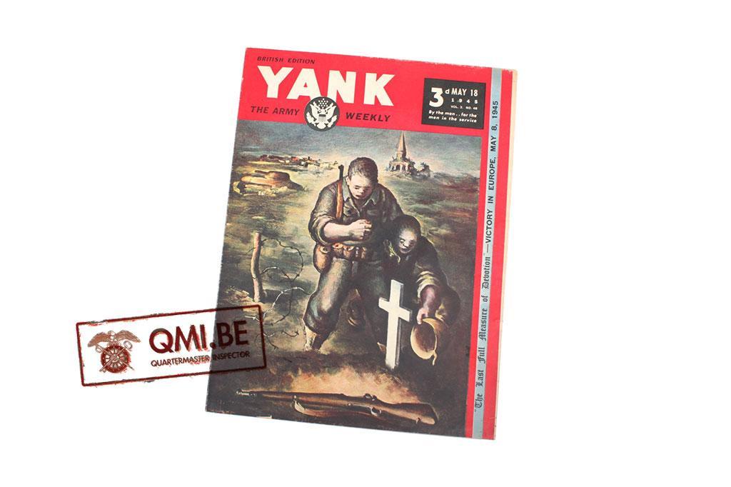 US Yank magazine May 1945