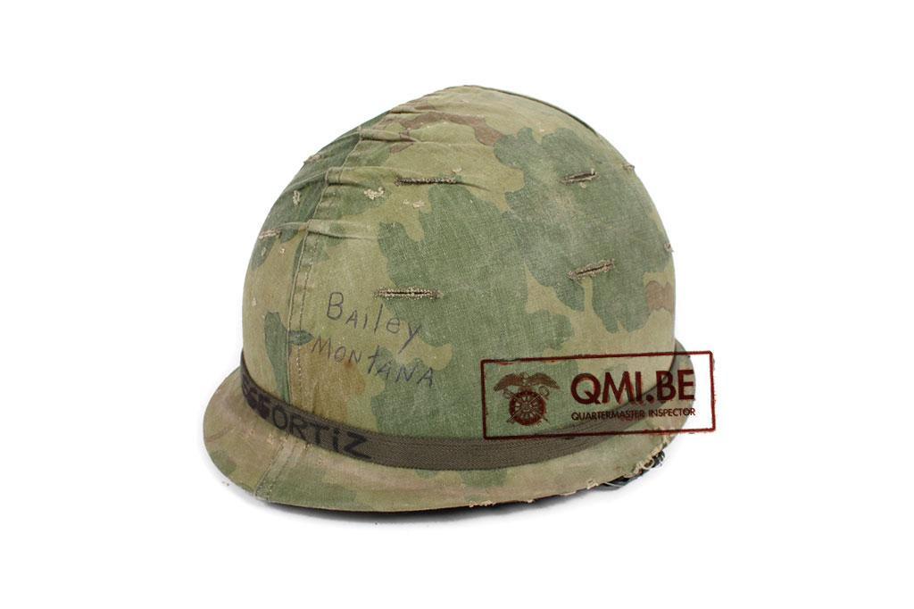 M1-C Para Helmet, complete (mint)
