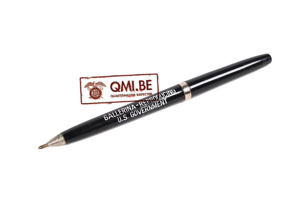 Ballpoint pen, U.S. Gov. Ballerina