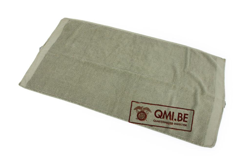 Towel, Green, Good condition
