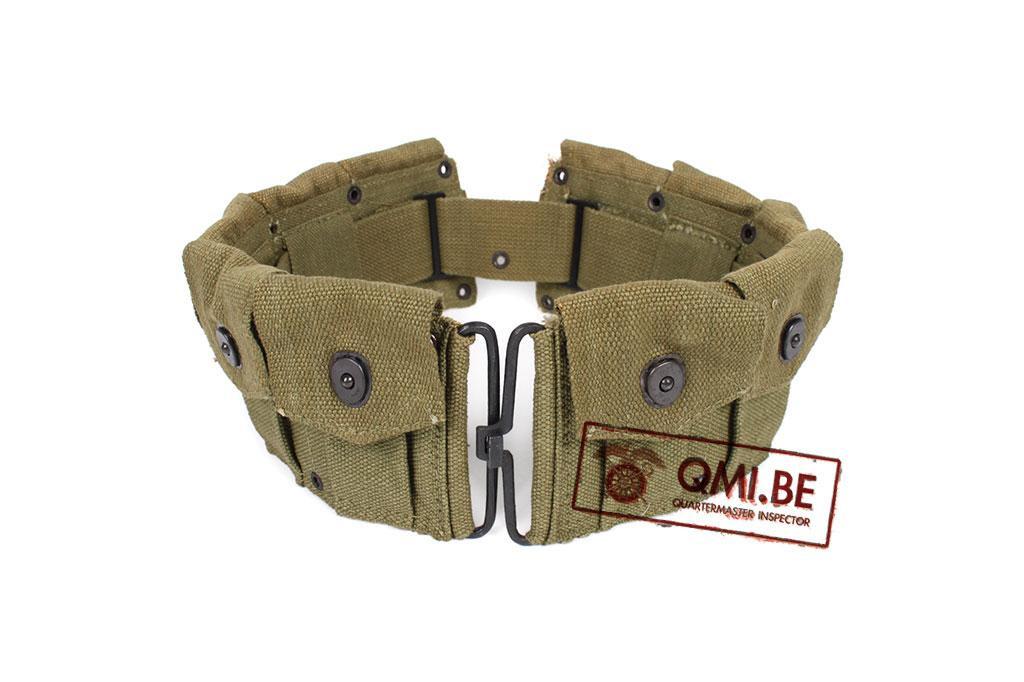 Garand Belt, green, Arvn / early (repro)