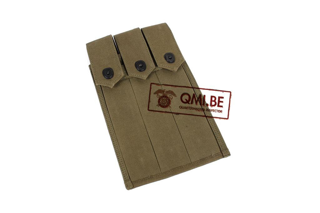 3-Cell M-3 Ammo pouch (Grease gun / Thompson)