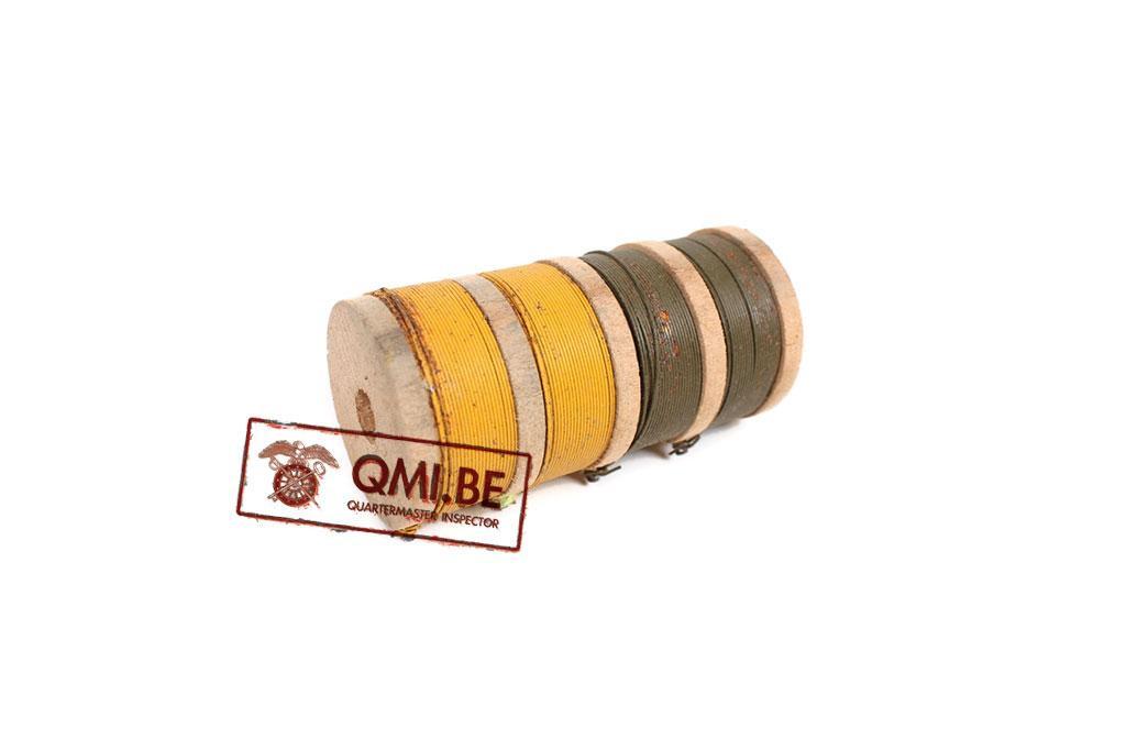Tripwire spool for Claymore mine