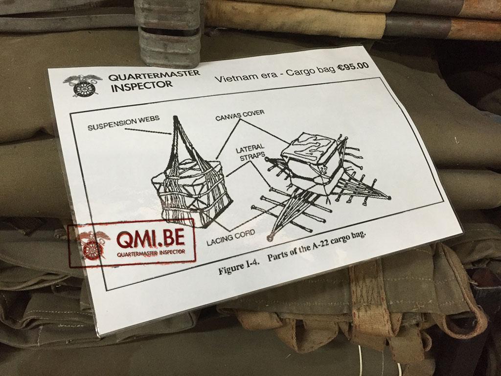 Cargo bag (Vietnam era)