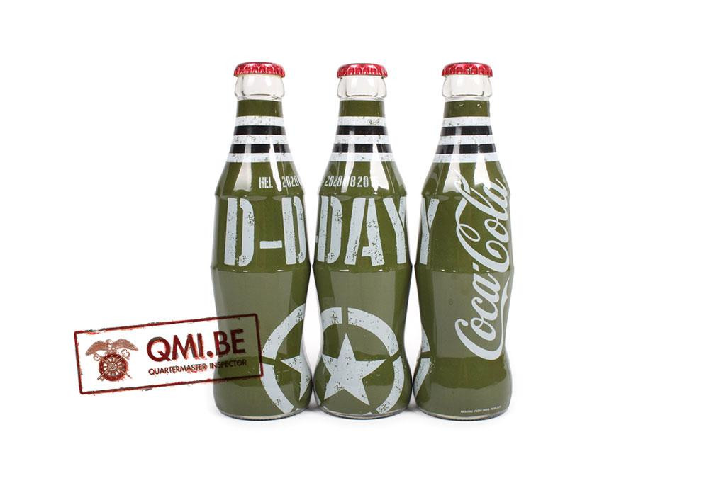 D-Day 200ml bottle Coca-Cola, Limited