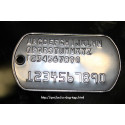 U.S. Dog Tags (Late style)
