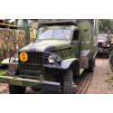 GMC CCKW 353 Ordnance shop