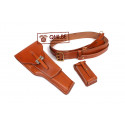 Leather Holster (Set), Belgian Browning High-Power