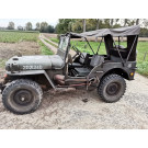 US Willys jeep (Type MB) (Used condition)