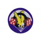 "Pocket Patch, 506th Parachute Infantry Regiment ""Pair of Dice"""