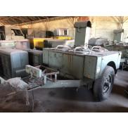 WW2 French Mobile Kitchen Model M38
