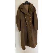 Men's Overcoats, Wool, Melton, O.D. (De Brabander Mfg. Co.)