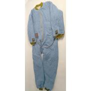 "USAAF Type F-1 Electrical, Blue Bunny Suit, Pilots, "" De Brabander Mfg. Co."""